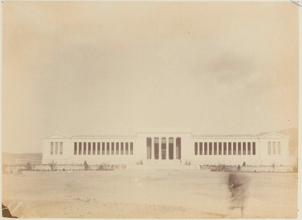 84. Национальный музей Афин
