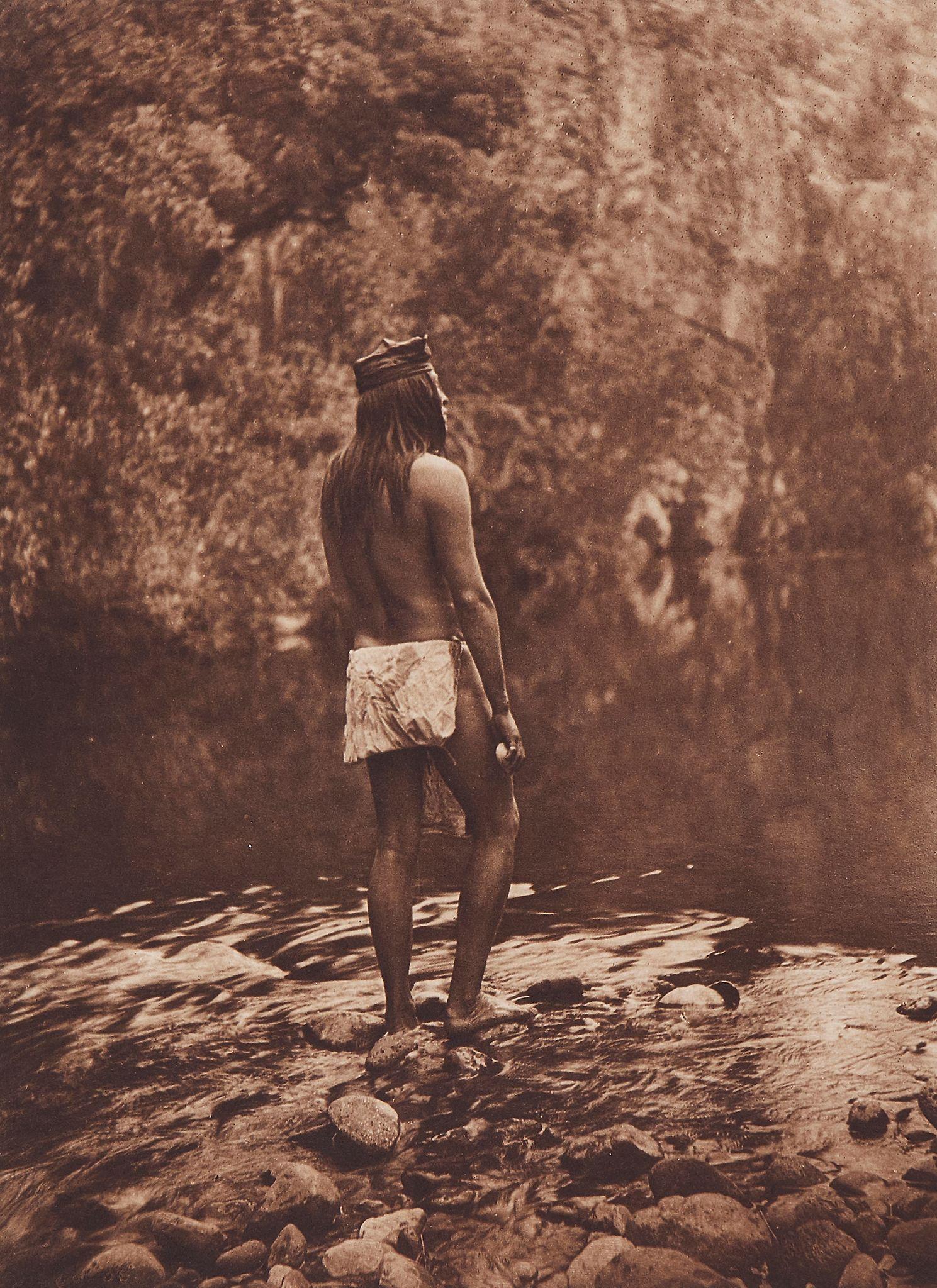 1906. Апач