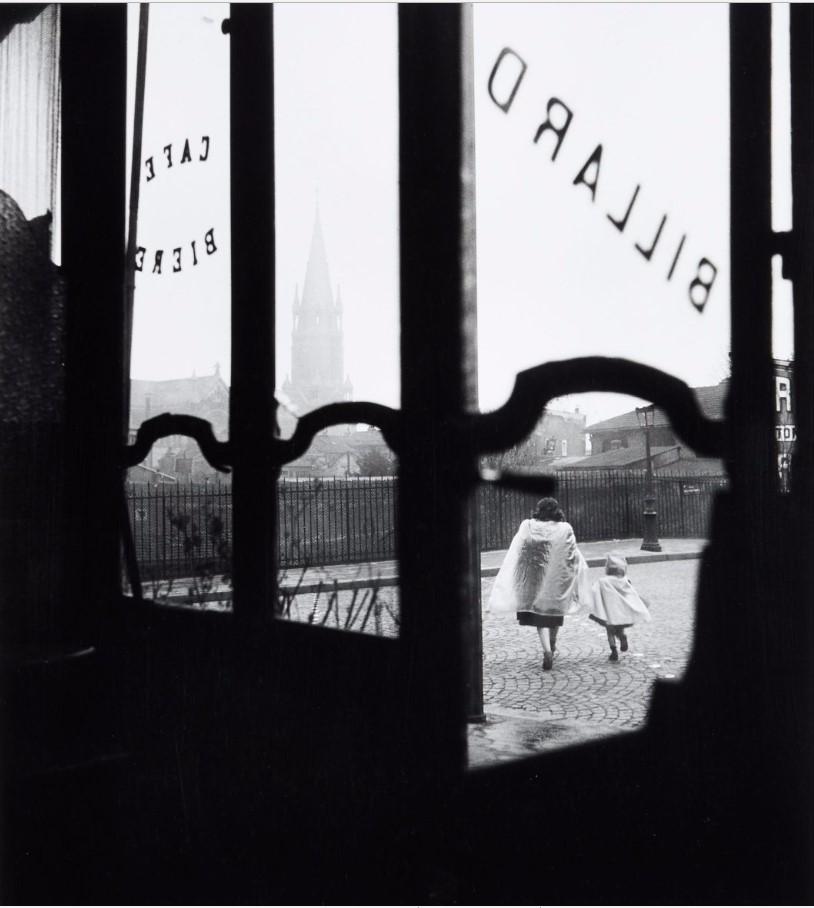 1948. Рю Анри Шевро. Париж
