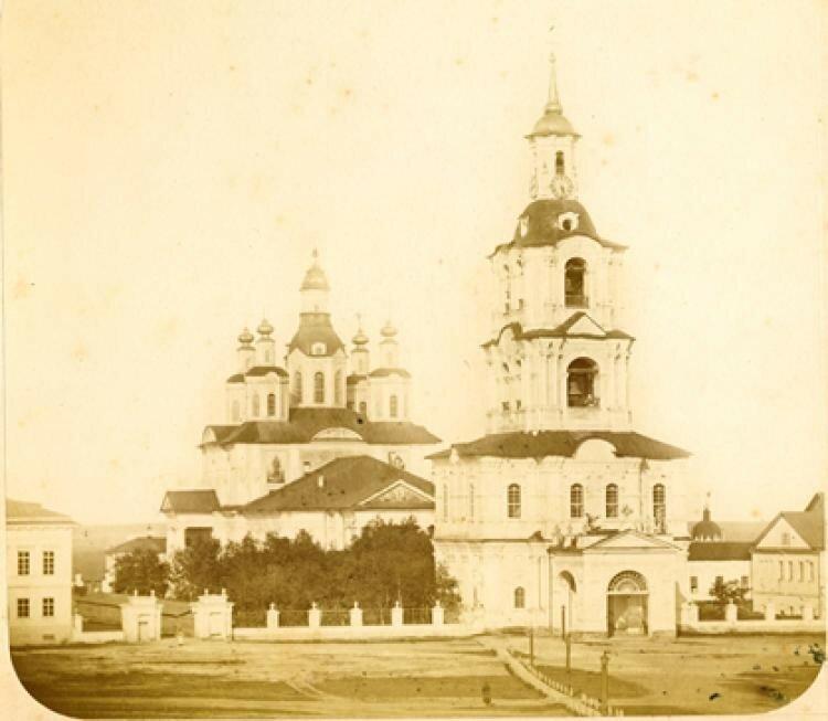 1874 Кафедральный собор. В. Е. Бишевский.jpg