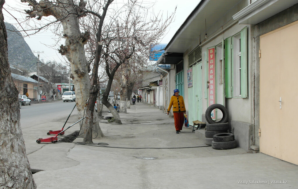 Улица Кыргызстан Ош