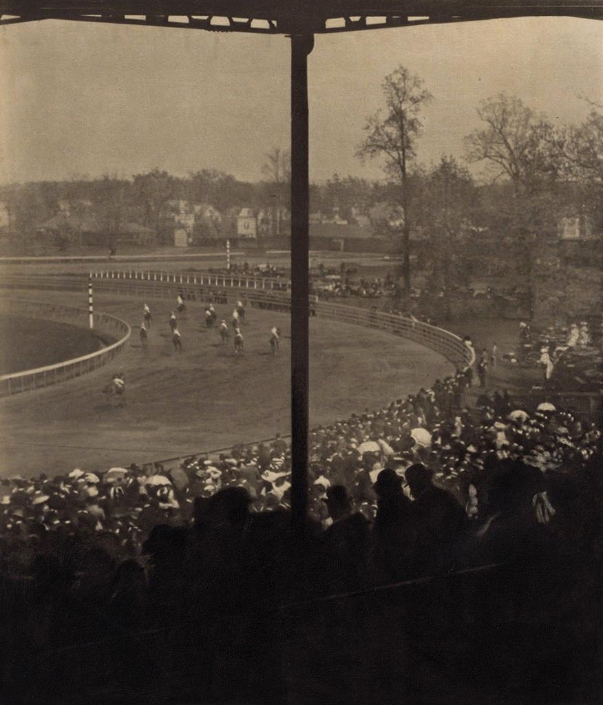 1904. Забег, Моррис Парк