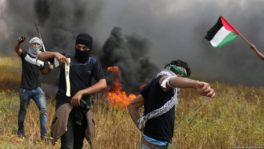 ООН и ЕС требуют расследования столкновений на границе сектора Газа и Израиля