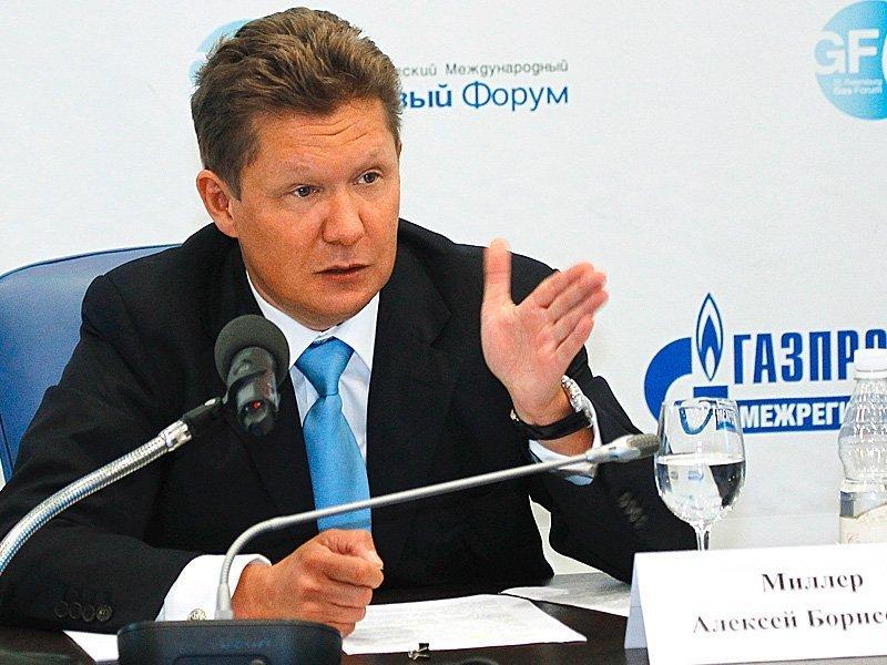 «Газпром» начинает расторгать контракты с Украиной