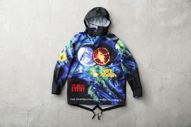 Supreme X UNDERCOVER X Public Enemy Collection