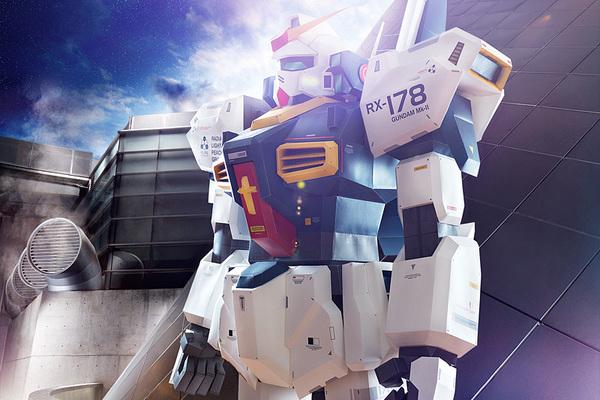 7FT Gundam – Ultimate Papercraft – Taras Lesko (10 pics)