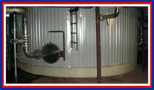 Теплоизоляция технологических трубопроводов