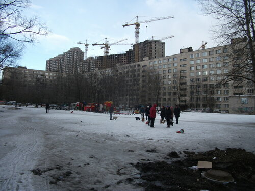 ул. Кустодиева 12