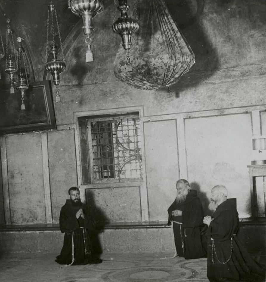 Иерусалим. Голгофа