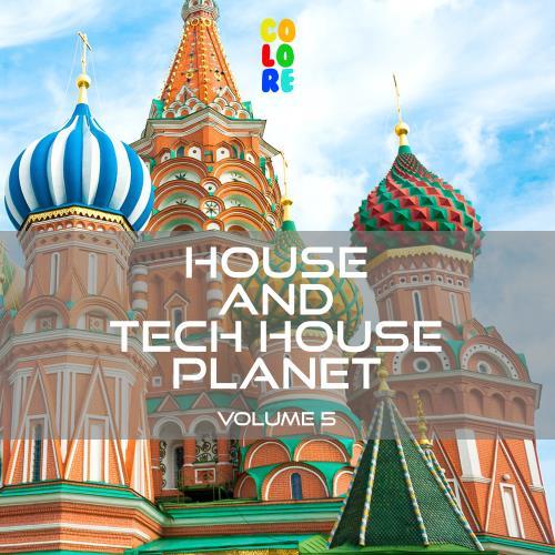 VA - House & Tech House Planet, Vol. 5 (2018)