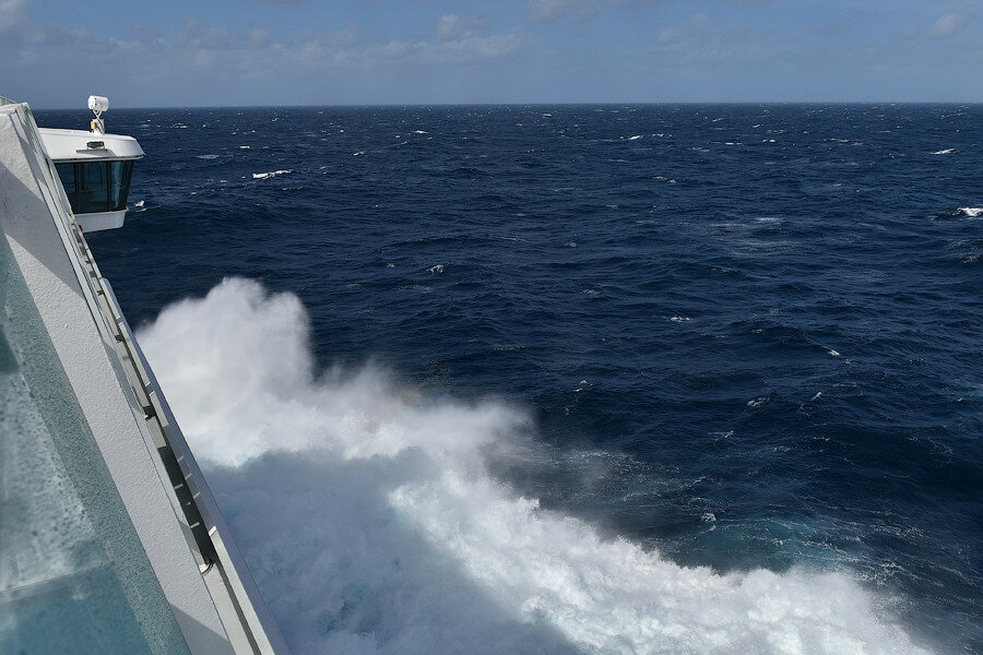 Через тернии к солнцу: Канары, Азоры, Мадейра в круизе на AIDAvita