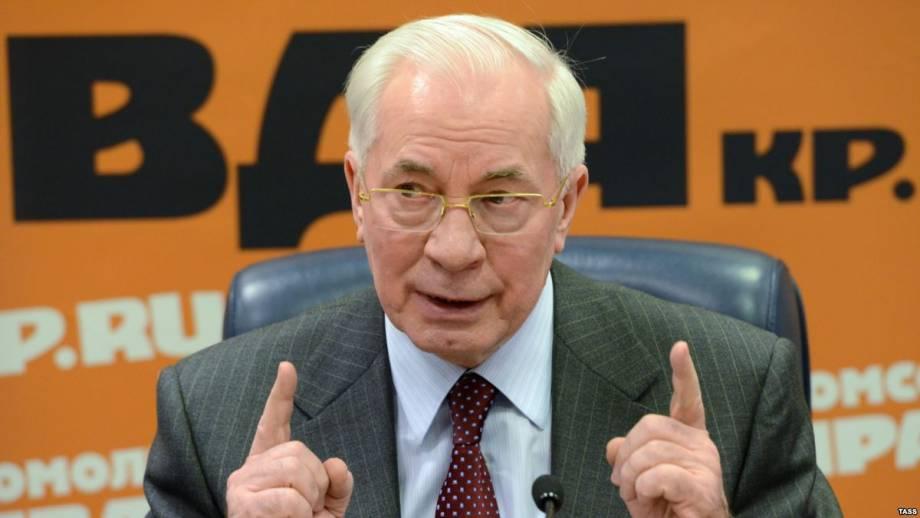 Госкомтелерадио не рекомендует ввозить в Украину две книги Азарова