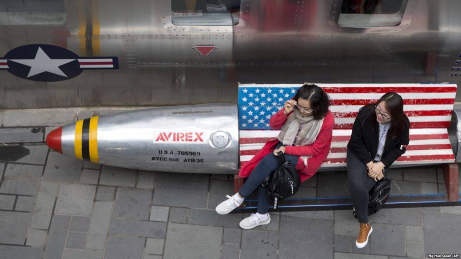 Китай ввел новые тарифы по продукции США на 3 миллиарда долларов