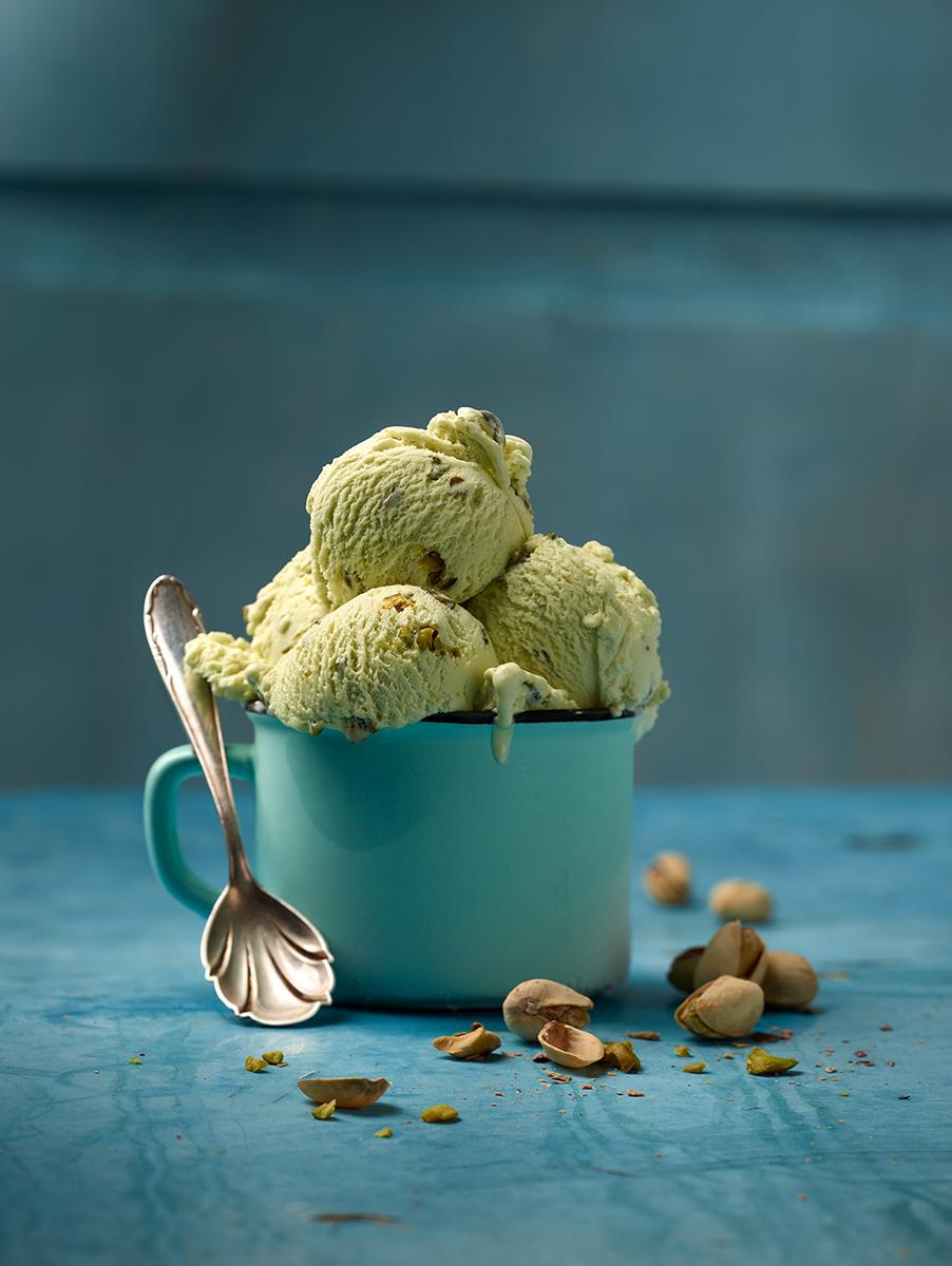 Мороженое и круассаны / фото Kai Stiepel