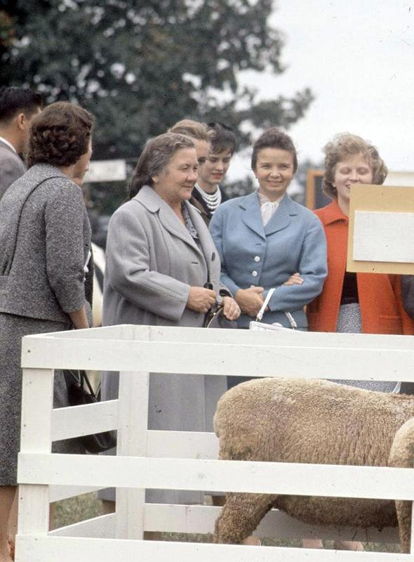 50-е Life Америка архив визит политики сельское хозяйство СССР Хрущев