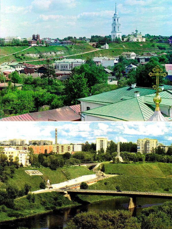 Ржев 100 лет спустя